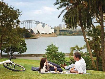 miesiac miodowy w Sydney