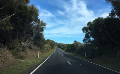 zasady na drodze w Australii ruch lewostronny