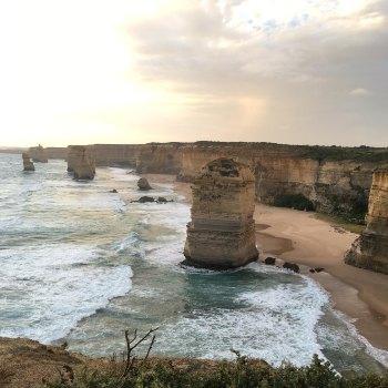 drogi w Australii